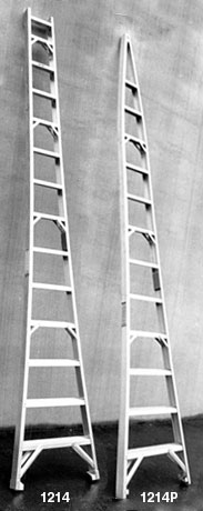 Heavy Duty Straight Orchard Ladders