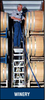 Winery Ladders